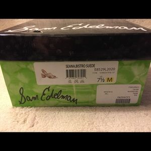Sam Edelman Shoes - FINAL PRICE Sam Edelman Beige Slingback Sandals